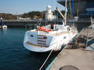 We delivered Sailing yacht