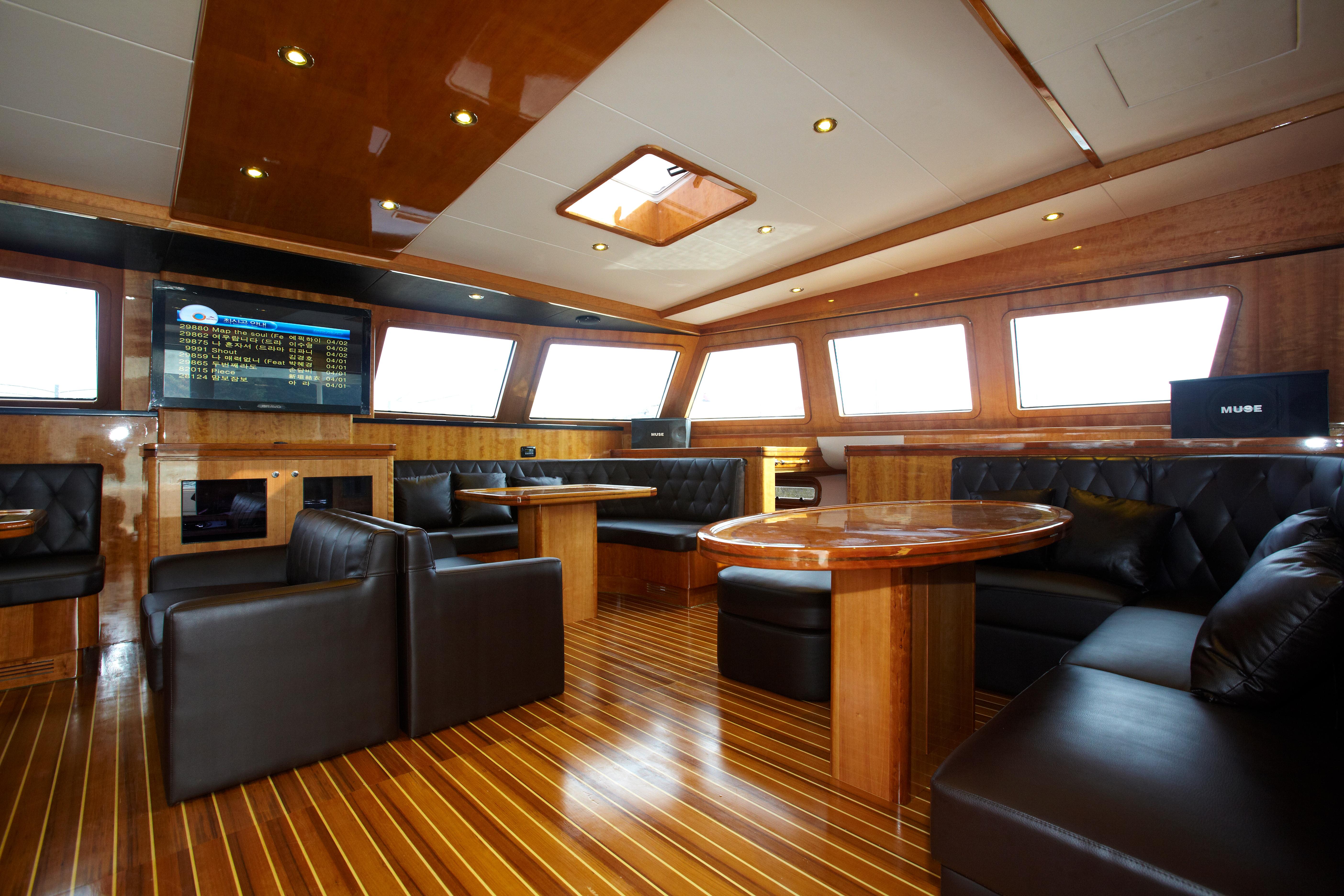 Sail Catamaran 62 - Yachts in Jeju Island