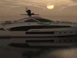 Nomination of research institute for 21 billion mega-yachts : GHI YACHTS