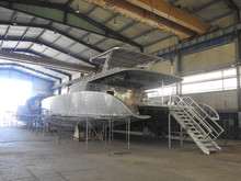 SAIL CATAMARAN 65 X 2 UNITS UNDER CONSTRUCTION