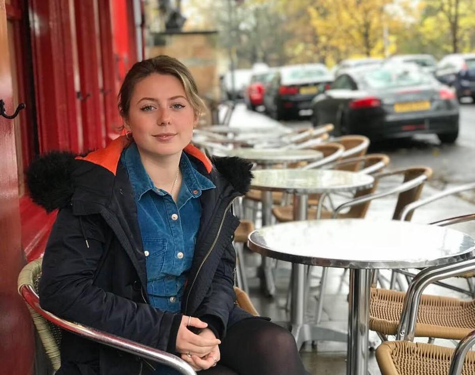 Humans of Enactus - Ellie Patey