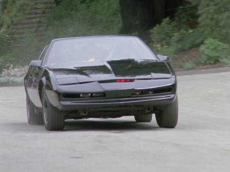 KITT's Hollywood Nose Job
