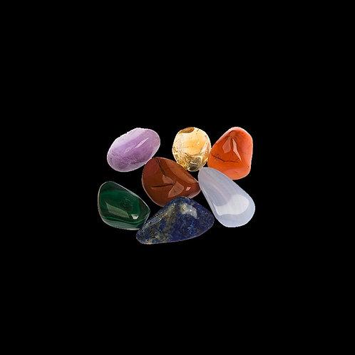 Chakra Healing Crystals Set