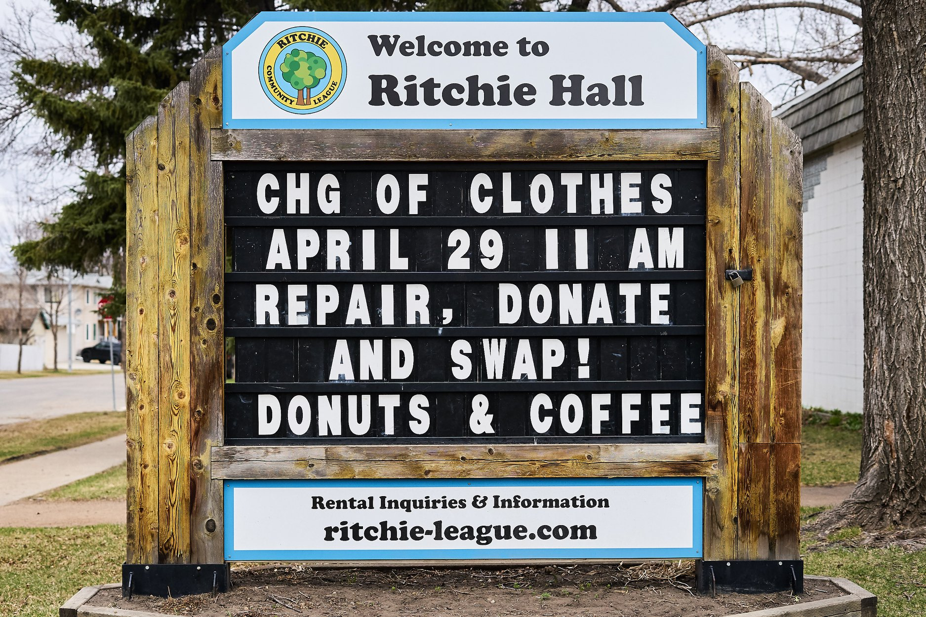 Change of Clothes 2018 at Ritchie Hall