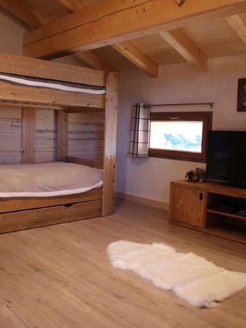 Chambre 3 - Appartement l'Ourson