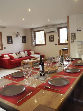 Cuisine -Appartement l'Ourson