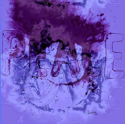 """...PEACEbomb...""  Artwork © Barbara Schedl"
