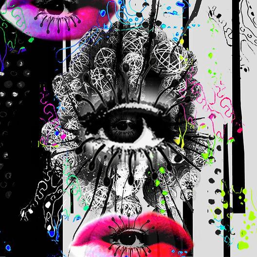 """""""...Soul Cabaret..."""" (2021)  Artwork © Barbara Schedl"""