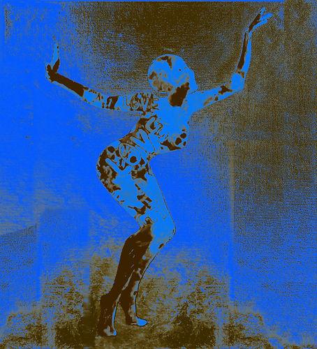 Fly Away Blue