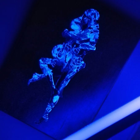 Truly Madly Deeply BlackLight