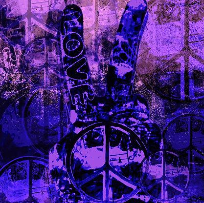 """...Peace Cluster...""  Artwork © Barbara Schedl"