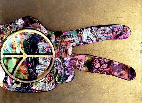 """""""...RollingStoner..."""" (Colour)  Artwork © Barbara Schedl"""