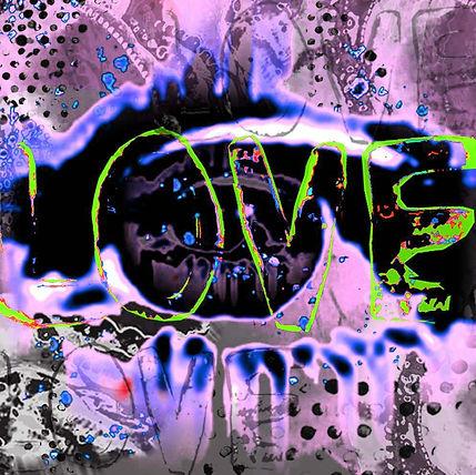 """...Love Train...""  Artwork © Barbara Schedl"