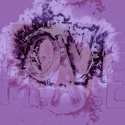 """...LOVEbomb...""  Artwork © Barbara Schedl"