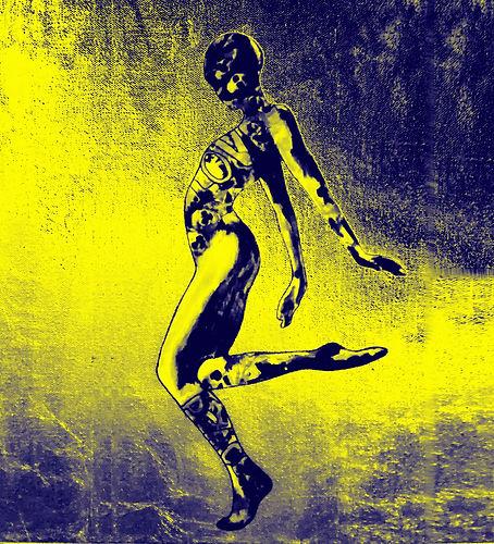 Dance Away Yellow