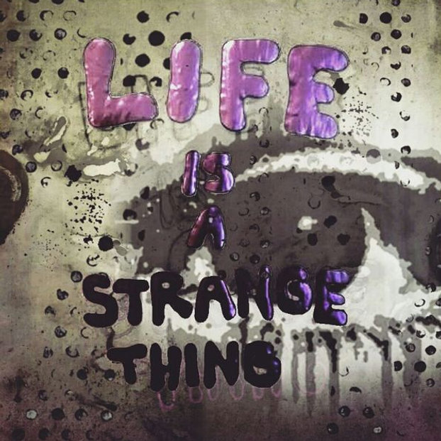 """""""...Life Is A Strange Thing..."""" (2020)"""