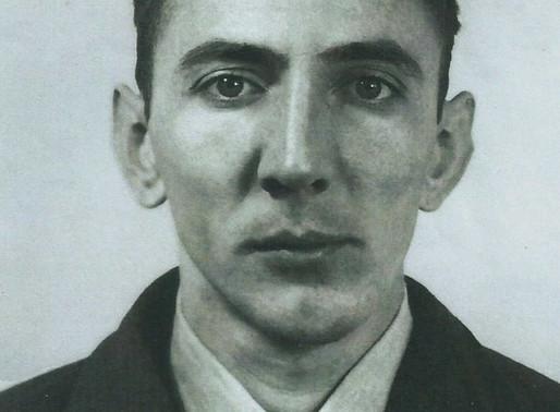 Alcatraz Prisoner #1259AZ, aka William Baker on 'the Rock'