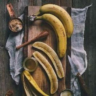 バナナくるみチョコチップシフォン