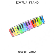 Sparse Music - SIimpy Piano - featuring Robert Hicks