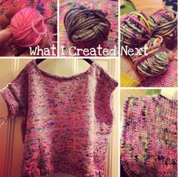 @whaticreatednext Margilas Sweater by @feller.carol