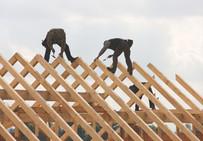 İş Yerinde Roofers