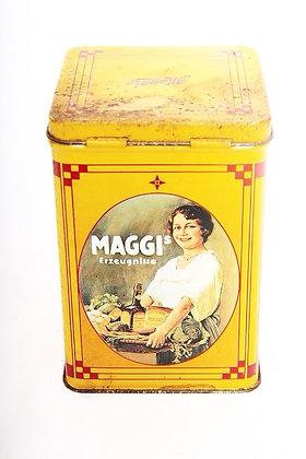 Boite en tôle Maggi