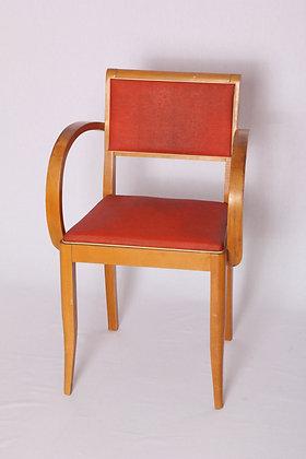 Petit fauteuil rouge