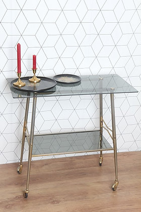 Table roulante / Console 70s
