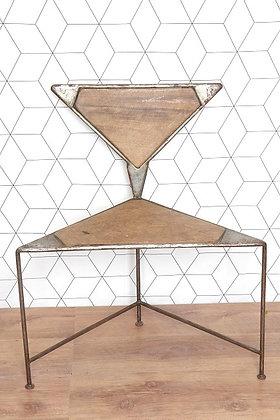 Chaise(s) en bois industrielle(s)
