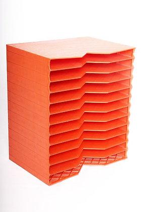 Trieur orange