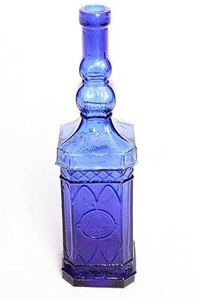 Carafe/vase bleu nuit