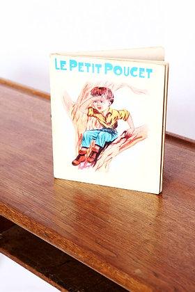 """Livre """"Le petit poucet"""""""