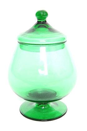 Bonbonnière verte