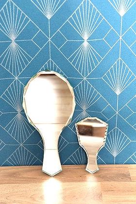 Miroirs à main