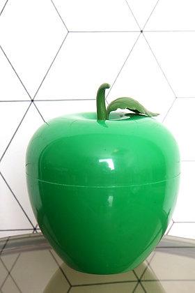 Seau à glaçons pomme vert