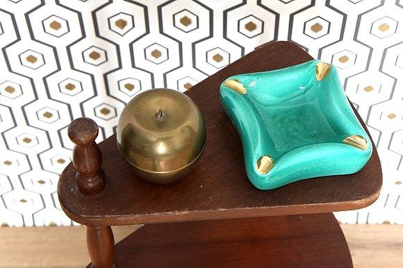 Cendrier en céramique