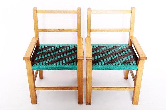 Chaise(s) en bois