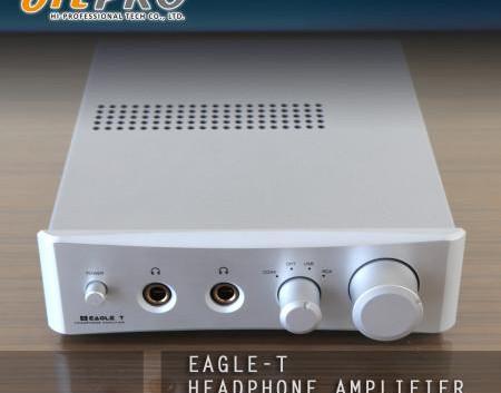Eagle T Headphone Amplifier-5