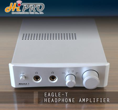 Eagle T Headphone Amplifier-5