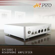 Hi-Pro Headphone Amplifier
