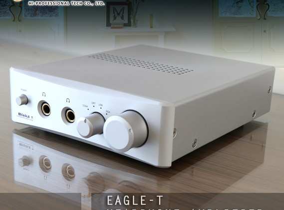 EagleT Headphone Amp H1