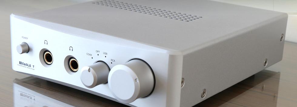 EagleT Headphone Amp H1