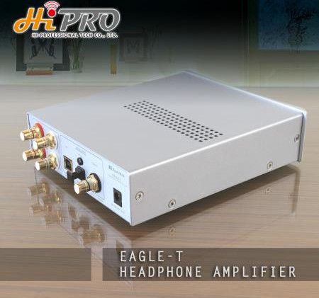 Eagle T Headphone Amplifier-4