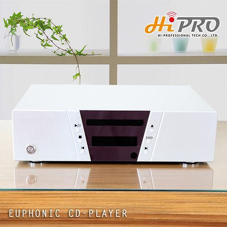 Hi-Pro Euphonic CD Player