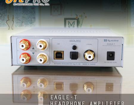 Eagle T Headphone Amplifier-2