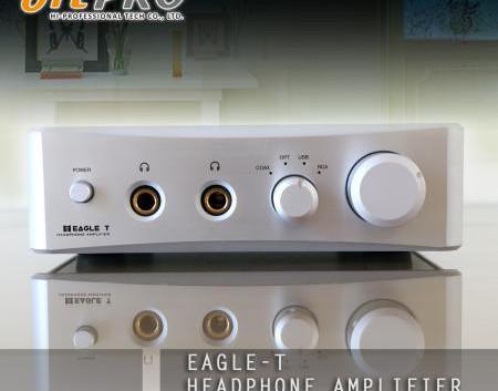 Eagle T Headphone Amplifier-6