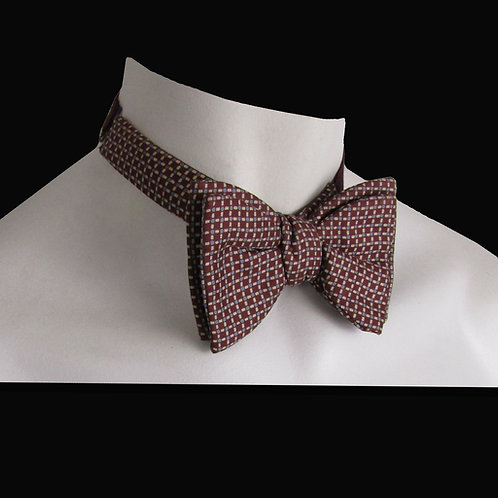 The Rolling Stones: Charlie Watts Bow Tie circa 1960/70's
