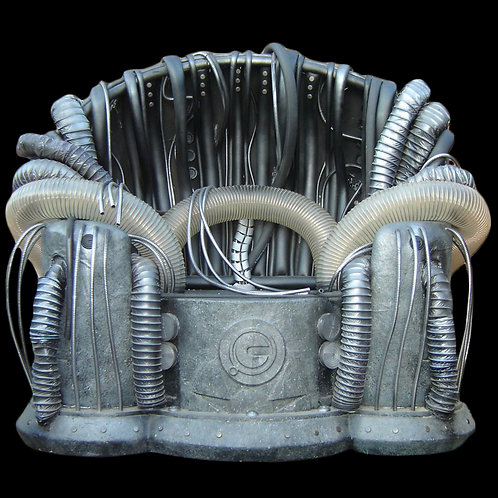 Doctor Who: The Age of Steel (2006) Original Cyber Controller's Throne