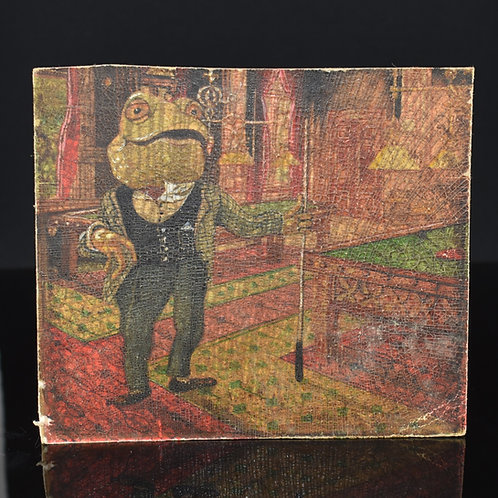The Wind in the Willows (TV Series, 1984-1988) Miniature Portrait of Mr. Toad