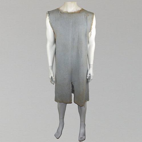 Gladiator (2000) Maximus Production Used Light Blue Cloth Tunic